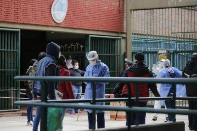 Coronavirus en la Argentina: la búsqueda de casos, puerta a puerta, llegó a la zona norte de la ciudad