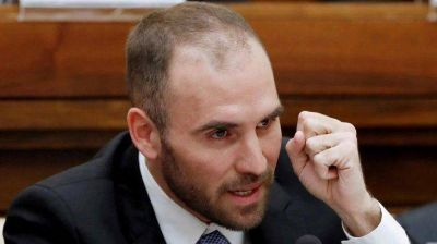 Guzmán ratifica que no pagará vencimientos por u$s944 millones