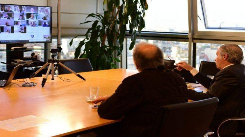 Pese a las fricciones por Vicentin, campo y Gobierno dialogan por las exportaciones