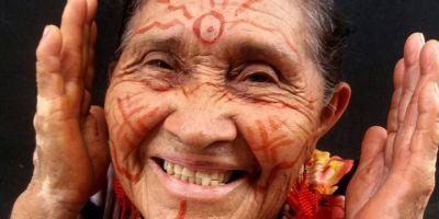 Muere Bernaldina, abuela indígena que tuvo un encuentro con el Papa
