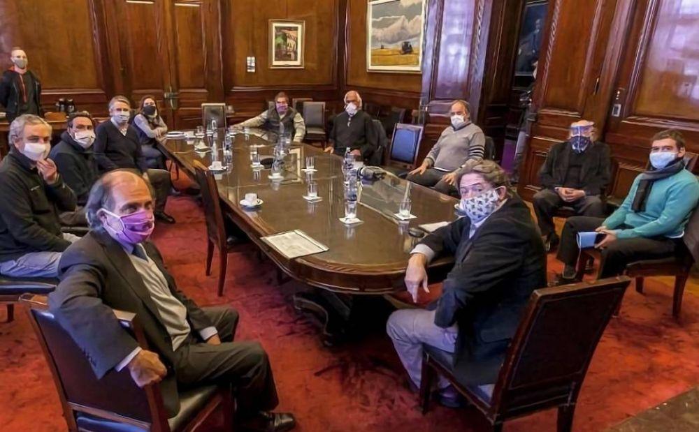 Más de 100 gremios apoyaron la intervención y expropiación de Vicentin