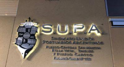 Otra dupla designada para hacerse cargo de la intervención del SUPA San Martin