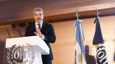 Furtado de Oliveira fue nombrado director de la OIT en México