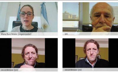 ATE bonaerense: Reunión con el gobierno provincial y autoridades del IPS