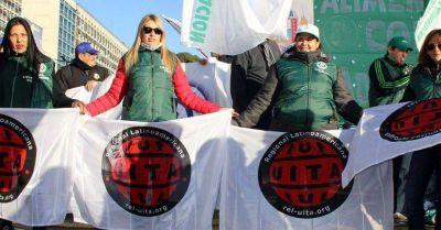 Mujeres en acción y empoderadasMás mujeres, más sindicato, somos más