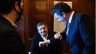 Máximo Kirchner dijo que la Argentina actuó correctamente con la cuarentena, pero reconoció que existen daños económicos