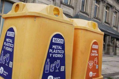La Municipalidad de Santa Fe implementa nuevos Puntos Limpios para reciclado