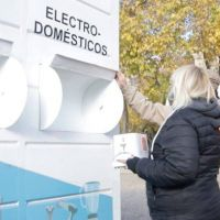 Capital: los vecinos reciclaron 850 kilos de basura tecnológica