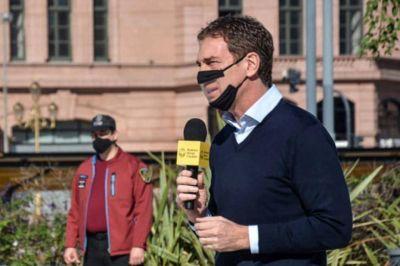 Espionaje ilegal: fotos, audios e informes del seguimiento a Diego Santilli