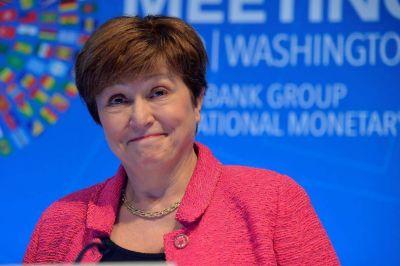 La titular del FMI, Kristalina Georgieva, sobre la deuda argentina: