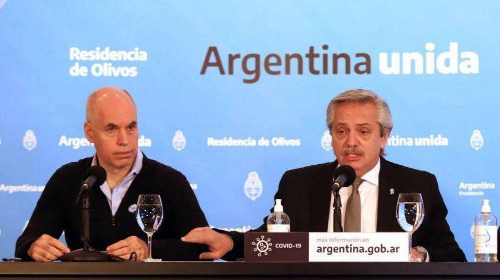 Efecto Vicentin: la imagen positiva de Alberto cayó 5 puntos y lo supera Larreta