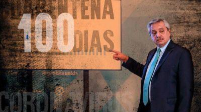 Cuarentena, día 100: cómo fue la evolución de las medidas según los anuncios de Alberto Fernández