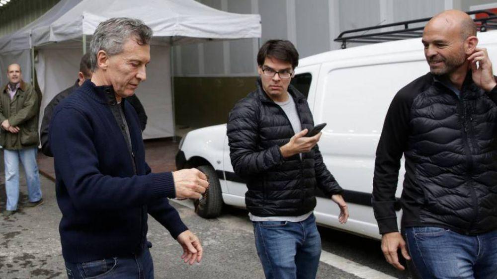 Macri muy preocupado por el allanamiento a su secretario privado