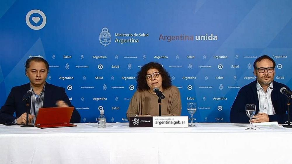 Informan ocho nuevos fallecimientos y suman 1.192 los muertos por coronavirus en la Argentina