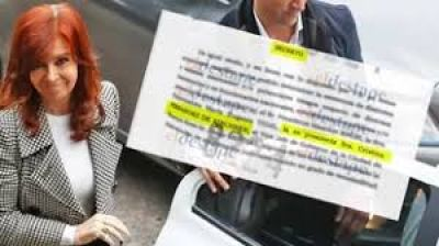 Exclusivo: los informes secretos de la AFI sobre el espionaje a CFK