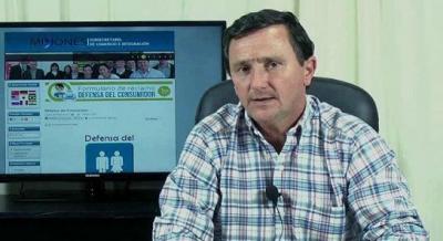 Garzón Maceda aclaró que, a pesar de la pandemia, las empresas pueden cortar los servicios por falta de pago