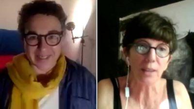El arte de envejecer: una conversación entre Gabriela Cabezón Cámara y Ana Gallardo sobre poéticas del cuidado