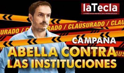 Abella contra las instituciones