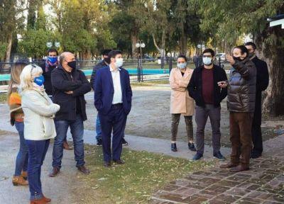 En La Plata UPCN Buenos Aires pone a disposición de IOMA el camping de Arana