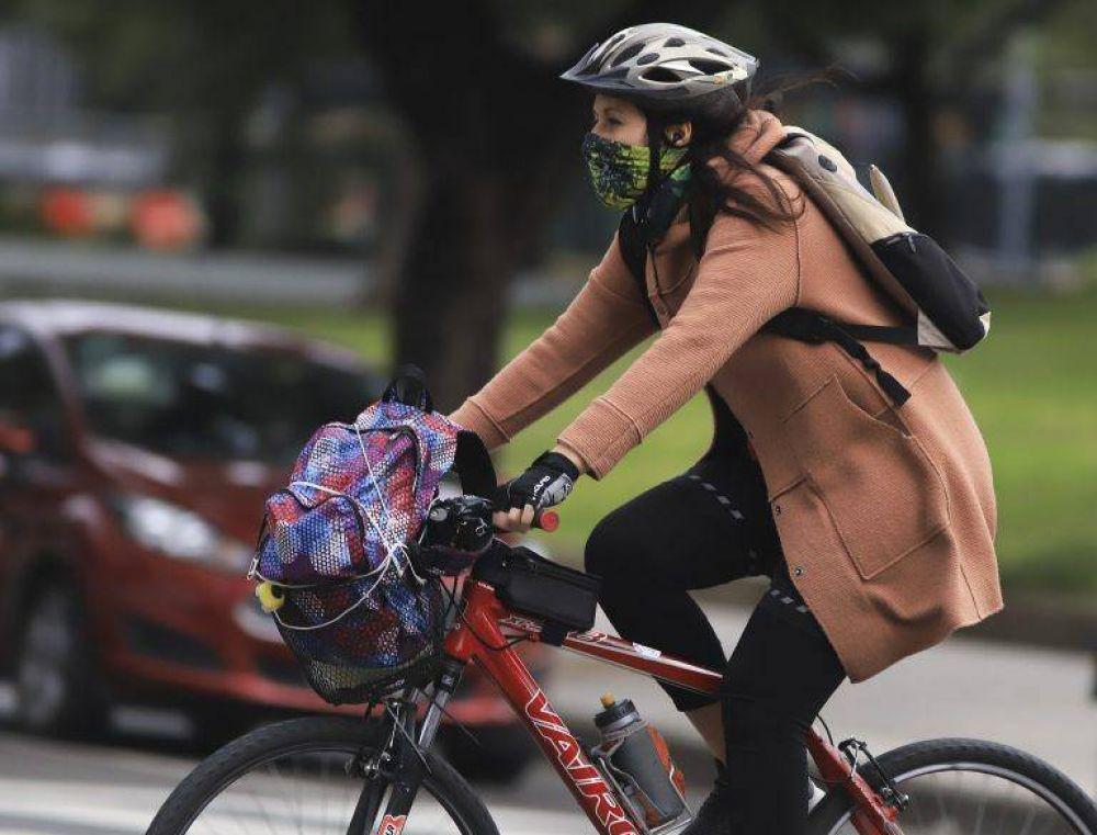100 días de cuarentena en la Ciudad: bajó el ruido hasta un 36% y la contaminación del aire al 50%