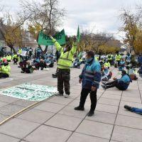 Aguiar repudió represión a municipales de Mendoza y la intromisión ilegal a la sede sindical