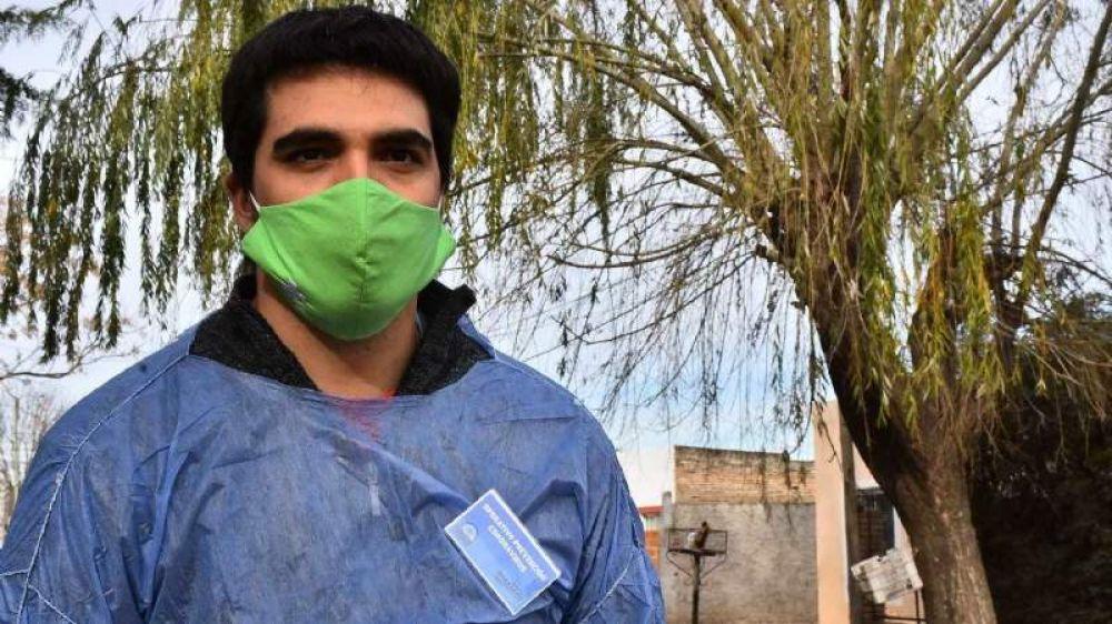 Ascienden a 45 los casos de Covid-19 en Baradero