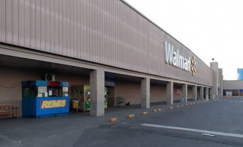 Detectaron un caso de Coronavirus en el Walmart de San Justo