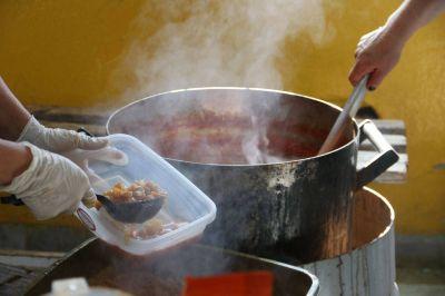 Moreno   El Municipio entregó más de 100 mil kilos de alimentos desde el inicio del aislamiento