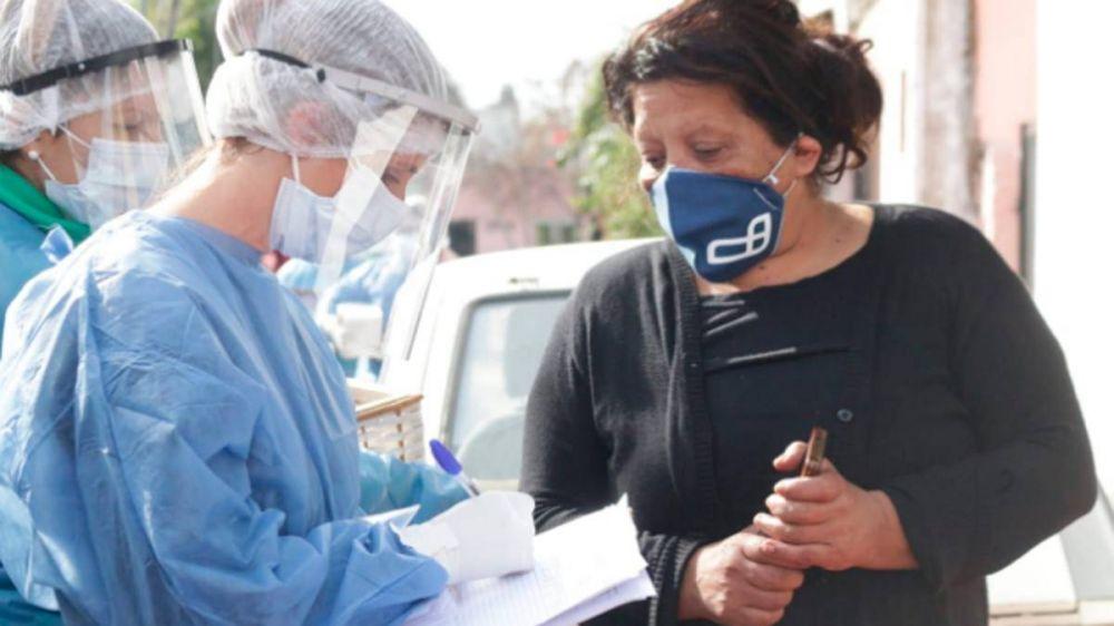 Lanús: ascendieron a 1.627 los casos de coronavirus