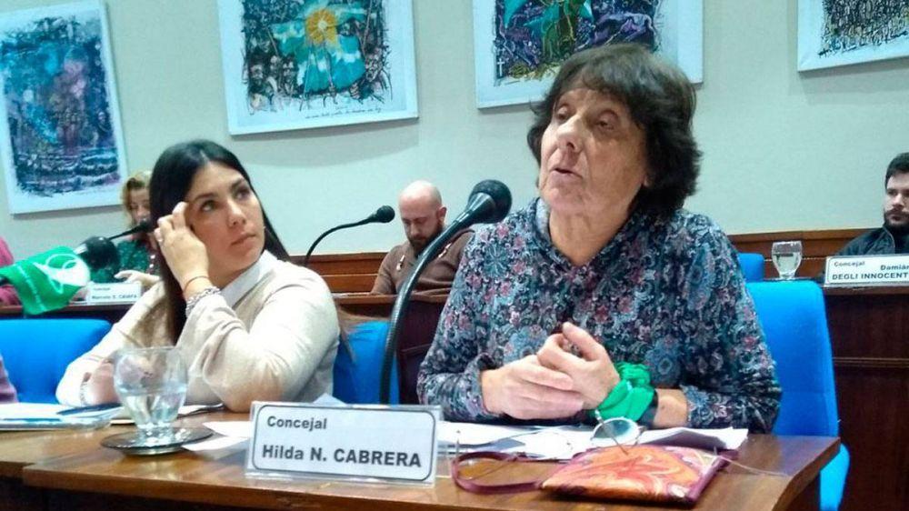 Cabrera respaldó la nueva fase de la cuarentena: