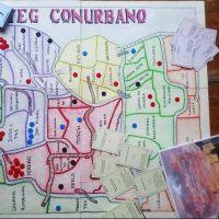 """""""Guerra entre todes"""", el TEG del Conurbano: el juego que propone la conquista de municipios del AMBA"""