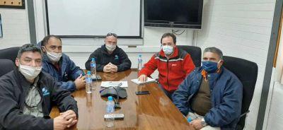 Mejoras para los mineros: Gualcamayo y ASIJEMIN conformaron una mesa de trabajo2