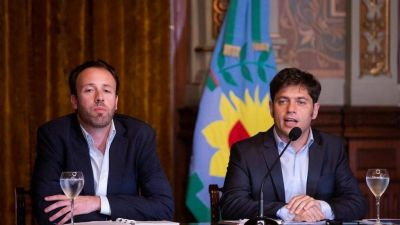 La Provincia trabaja en un paquete de medidas económicas para el AMBA