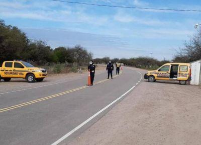 Santiago del Estero: aislaron cinco localidades por casos positivos de Covid-19