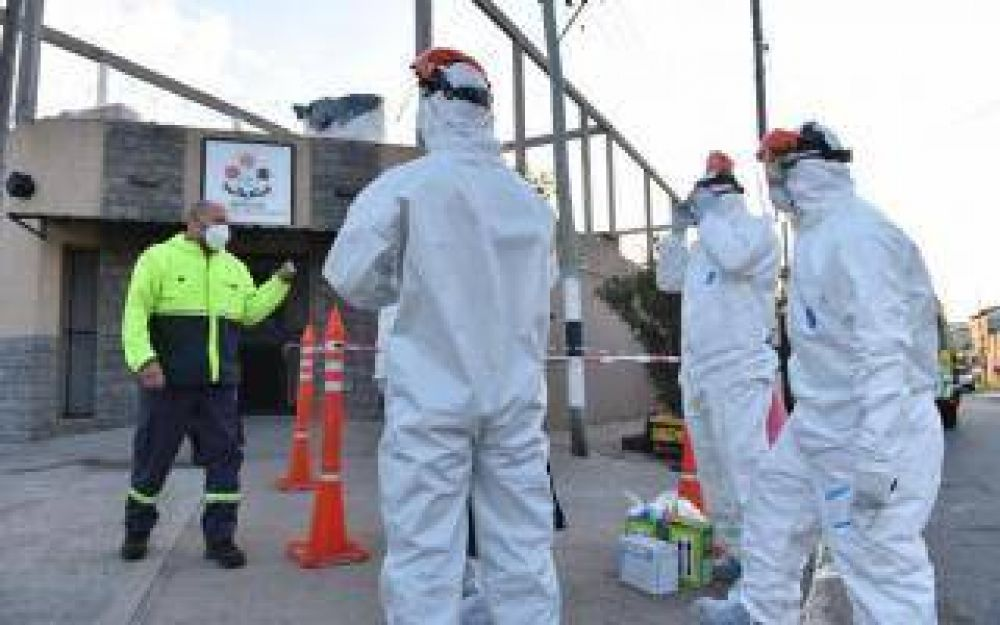 Coronavirus: Récord de contagios en La Plata, que llegó a los 715 casos