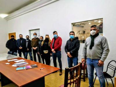 Gremios schiarettistas ofrecieron instalaciones al COE