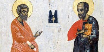 ¿Por qué Pedro y Pablo se celebran juntos si apenas se conocían?