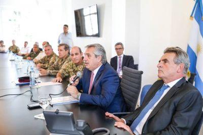 El Gobierno prepara una profunda reforma militar para limitar el accionar de las Fuerzas Armadas
