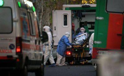 Cinco barrios porteños concentran el 50% del total de infectados en CABA