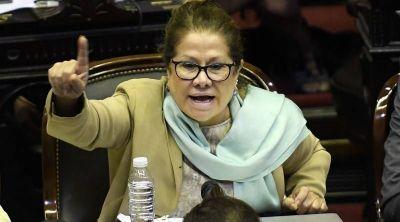 Camaño presentó un proyecto para suspender pedidos de quiebra y ejecuciones patrimoniales