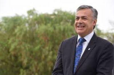 Cornejo propone independizar a Mendoza y desata fuerte polémica