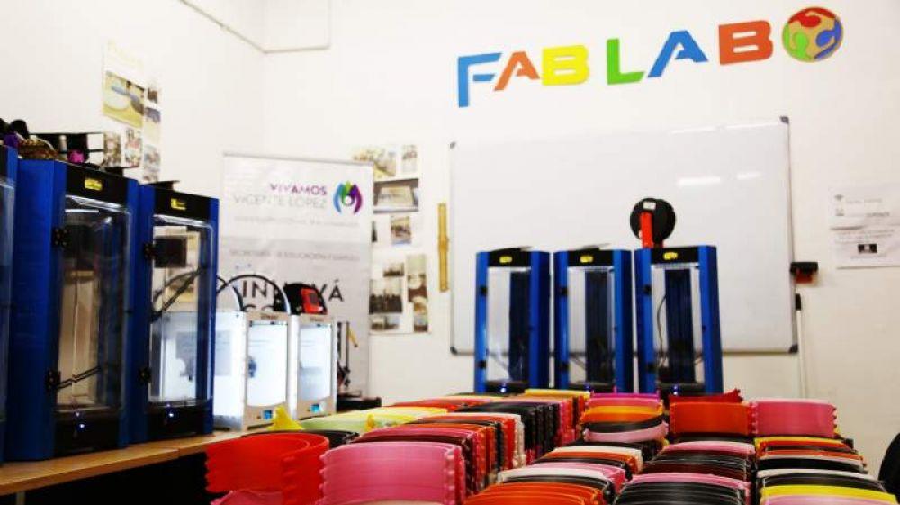 El FabLab de Vicente López ya entregó más de 3000 mascarillas reutilizables