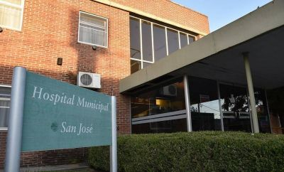 Axion Energy realizó una importante donación al hospital San José