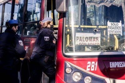 Se refuerzan los operativos de seguridad en las calles y avenidas de Morón