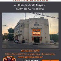 La Matanza: bomberos vende el cuartel de Ramos Mejía por deuda millonaria