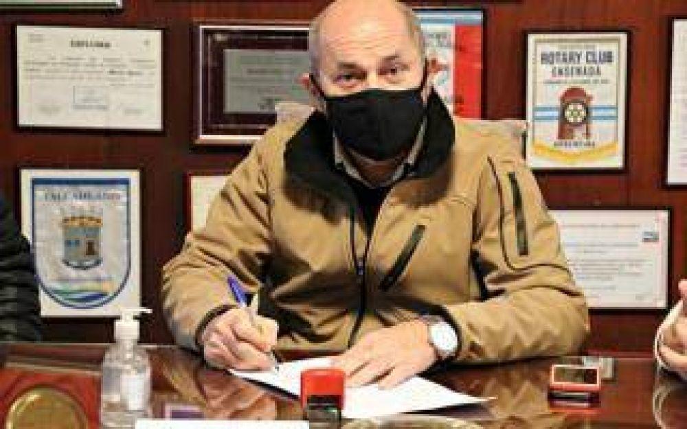 Ensenada: Secco informó sobre la muerte por coronavirus de una mujer, la quinta en el distrito