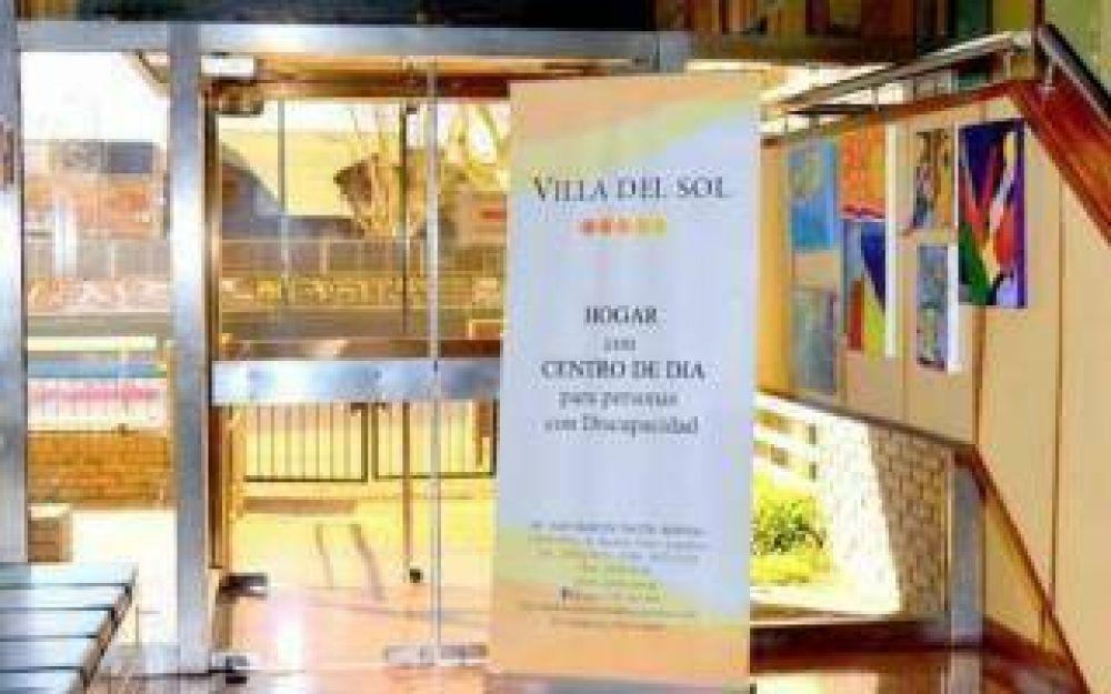 Quilmes: 17 casos positivos de coronavirus y una muerte en el Hogar Villa del Sol, que alberga a personas discapacitadas