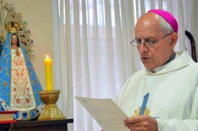El Papa Francisco nombró al nuevo Obispo de Gregorio de Laferrére