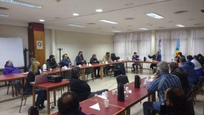 La Plata: Garro y más de veinticinco gremios se reunieron para coordinar la urbanización de 160 hectáreas