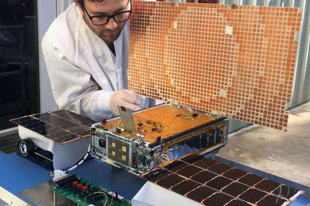 La UNLP se pone en carrera para lanzar al espacio su primer satélite propio